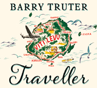 Barry Truter CD: Traveller